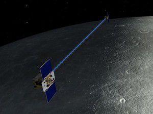 İki uzay aracı Aya çarpacak