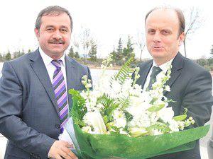 Baykan, Konyada çiçeklerle karşılandı