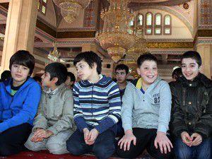 Konyada Çocuk ve Cami Buluşması etkinliği