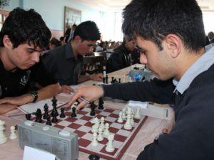 Beyşehirde Göl Satranç turnuvası