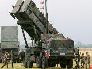 2 Patriot füze sistemi ile 360 asker gönderilecek