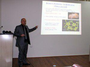 Toprak Suda Araştırma Günleri semineri