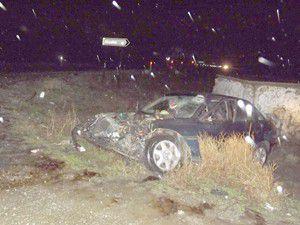 Konyada trafik kazası: Biri ağır 4 yaralı