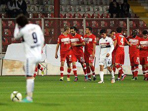 Antalya kupada fark attı