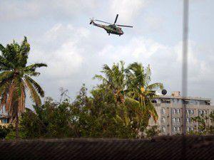 Güney Sudanda BM helikopteri düşürüldü