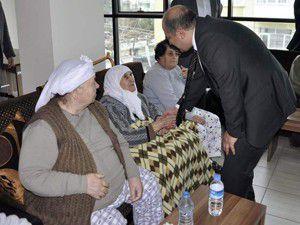 Yaşlılara rehabilitasyon merkezi açıldı