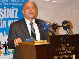 Hak-İş Genel Başkanı Arslan Konife katıldı