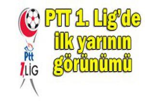 PTT 1. Ligde ilk devre tamamlandı
