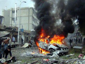 Ekmek bekleyenlere bomba: 93 ölü