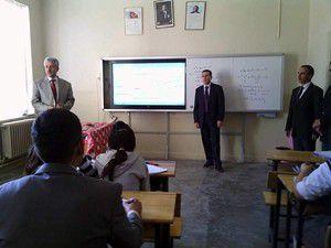 Kulu Kaymakamı okulları inceledi