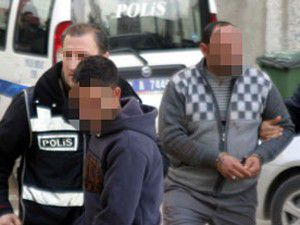 Genç kadın başından silahla vuruldu