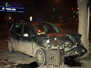 Konyada zincirleme trafik kazası