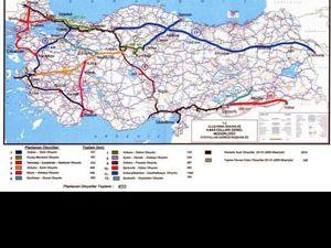 Türkiye otoyollarla bağlanıyor ama Konya yok