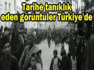 Rus arşivlerinden Türkiyeye getirildi