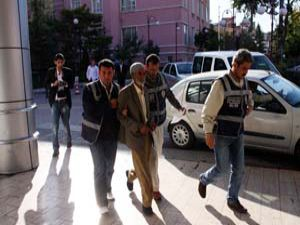 Konyada uyuşturucu operasyonu: 6 gözaltı