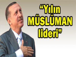 Erdoğan bu ödüle layık görüldü