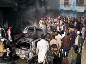 Pakistanda patlama