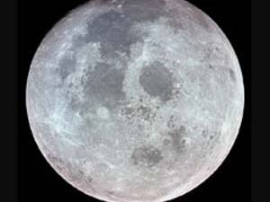 Ayda su izi bulundu