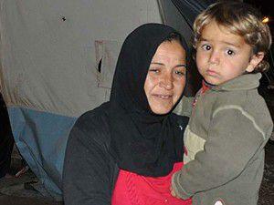 Suriyeli sığınmacılar, yeni yıla buruk girdi