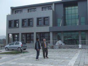 Karapınar Kültür Merkezi 20 yıl sonra tamamlandı