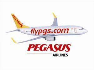 Pegasustan Konyaya uçuş kolaylığı