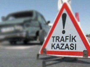 Karamanda trafik kazası: 6 yaralı