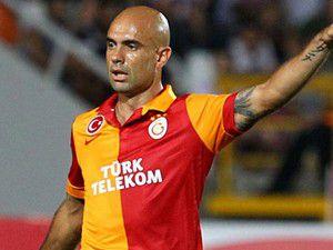 Galatasarayda Cris ile yollar ayrıldı