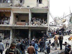 Biz oyalanırken Suriye yanıyor