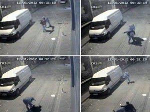Defalarca bıçaklanan kişi ağır yaralandı