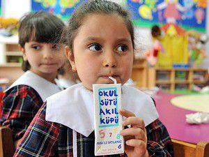 İtiraz üzerine Okul sütü ihalesi iptal edildi