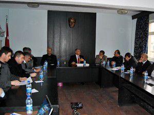 Kulu Belediye Meclisi, yılın ilk toplantısını yaptı
