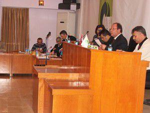 Ereğlide 2013 yılı ilk toplantısı