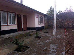 Kömüşini köyündeki sağlık evi onarıldı