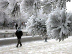 "Konya sabah ""Kar""la uyanabilir"