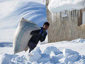 Doğuda Sibirya soğuğu