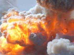 Gazzede patlama: 1 ölü 3 yaralı