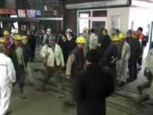 Kömür Ocağında Metan Patlaması