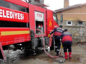 Beyşehirde 2012 yangınlarında artış