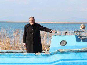 Beyşehir Gölünü Temizleme Projesi umutlandırdı