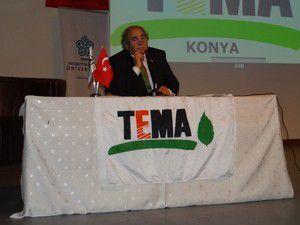 TEMA Vakfının 20 Yıllık Öyküsü konferansı