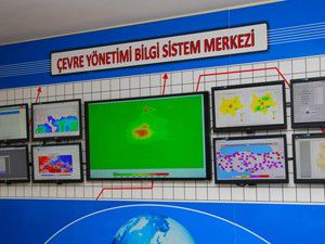 Çevre Yönetimi Bilgi Sistemini faaliyete geçirildi