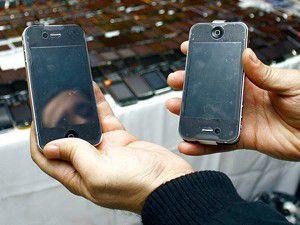 Cep telefonu ithalatı yüzde 25,9 azaldı