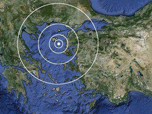 5,0 büyüklüğünde deprem meydana geldi