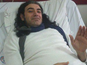 Murat Kekilli hastaneye kaldırıldı