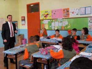 Hüyükte okullarda tüketici hakları eğitimi