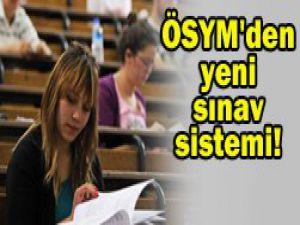 Elektronik ortamda sınav yapılacak