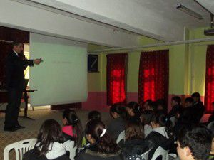 Gençlik ve Güvenli Gelecek konferansı