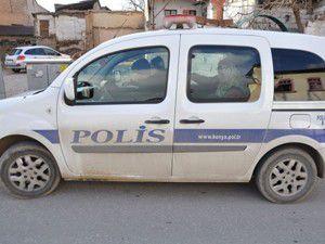 Polis şiddete uğrayan kadınları koruyor