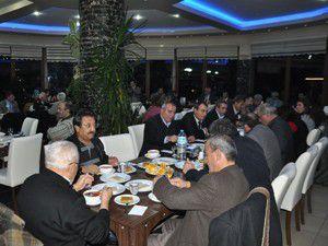 Seydişehirde Gazeteciler Günü kutlandı