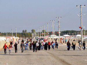 Suriyeden 612 bin sığınmacı